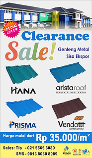 Clearance Promotion